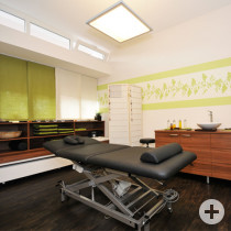 Therapiezimmer